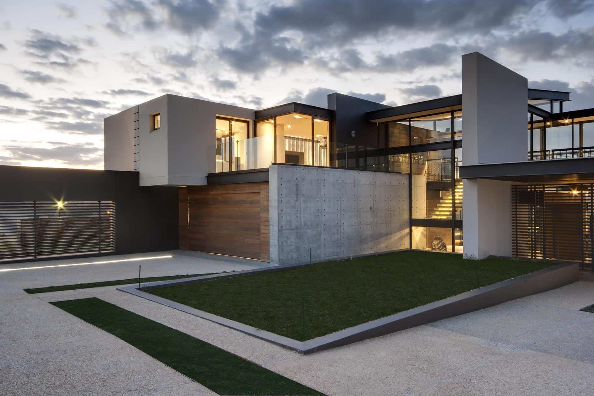 House design inspiration - Concrete Homes Designs Inspiration Photos Trendir