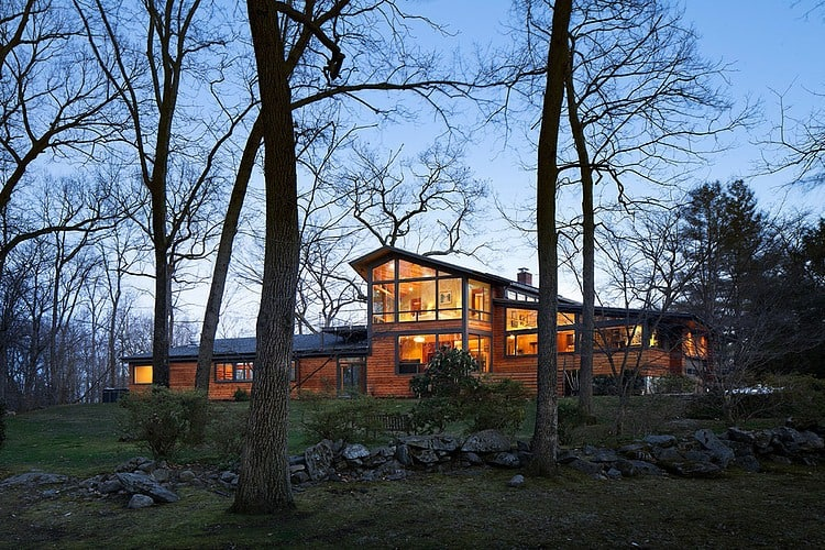 Existing Kiddie Treehouse Is Muse For Rancher Expansion