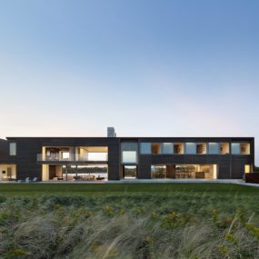 Home Sandwiched between Pond and Ocean Maximizes Views and Boundaries