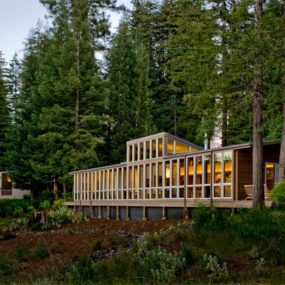 Serene Forest Home Offers Work – Live – Play Lifestyle