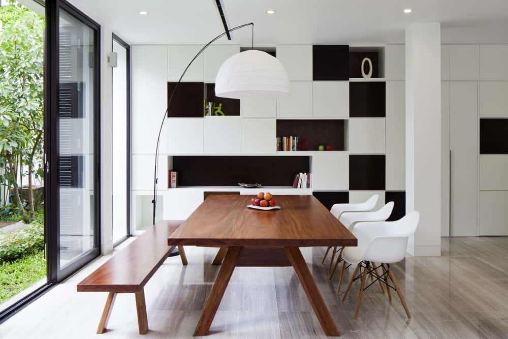View In Gallery Renovation Transforms Home Open Plan Living Walls 15