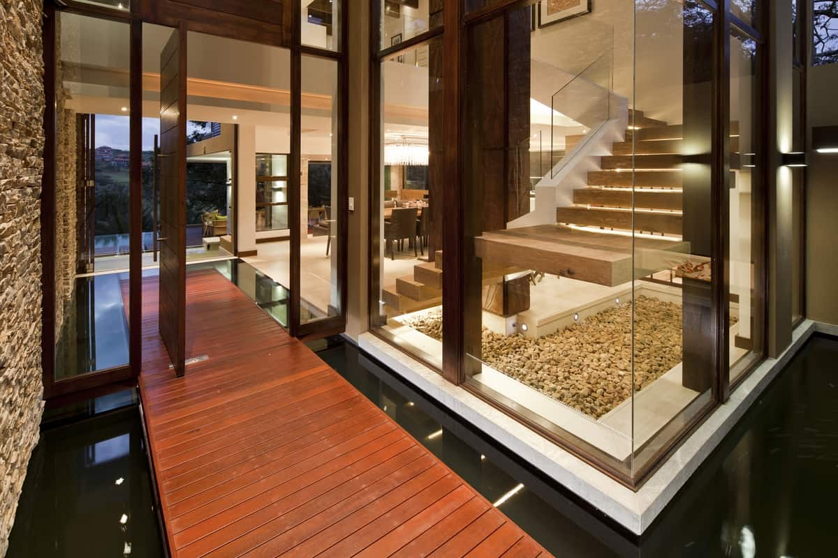 Zen Dream Home with Japanese Influences by Metropole ...