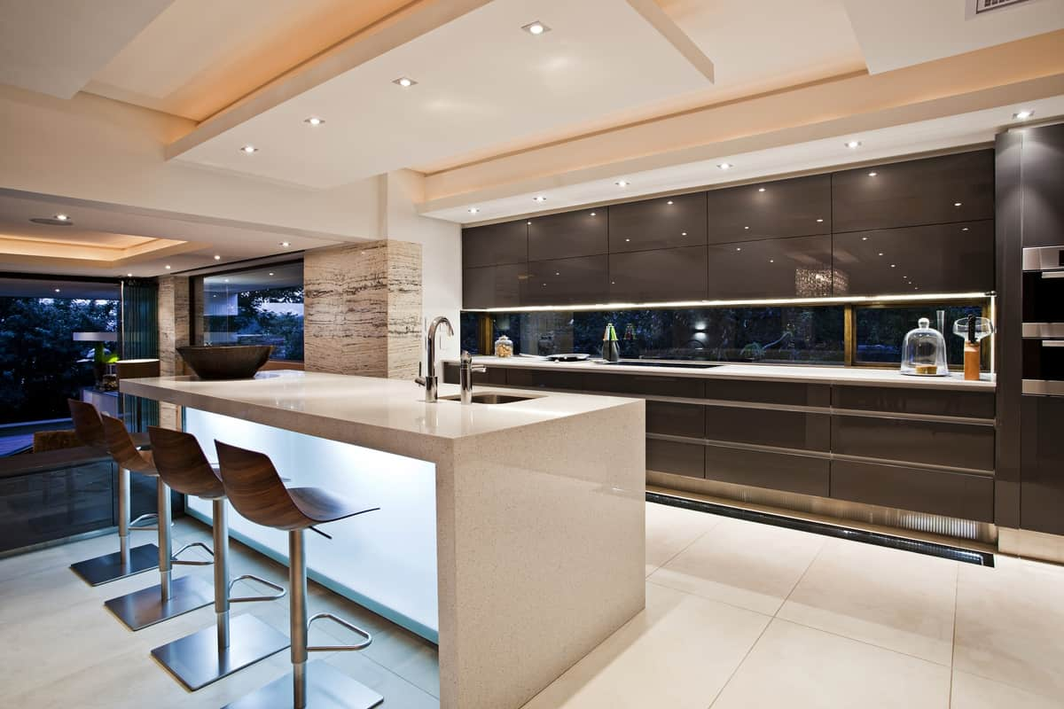 Zen Model Houses Kitchen Design Amazing Home Interior
