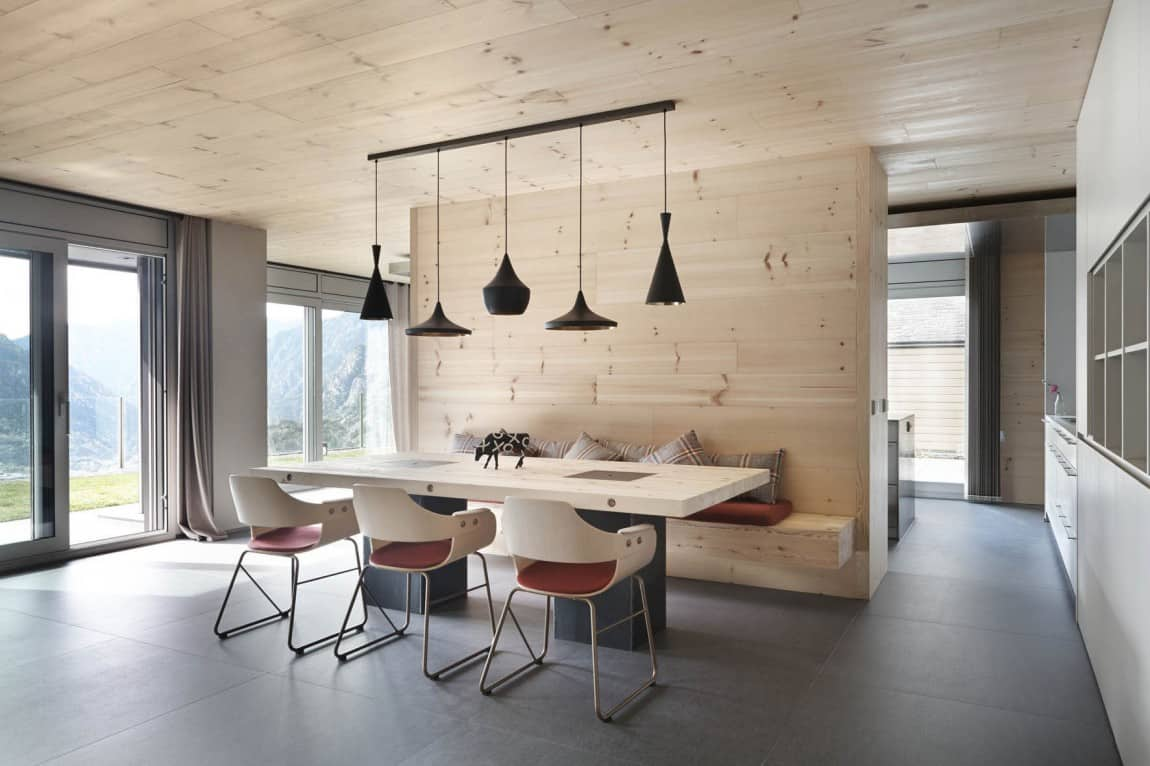 Home decorated in knotty pine - Ideas interiorismo ...
