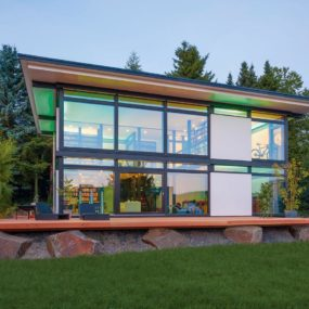 HUF HAUS Modum – New Prefab House Concept for Intelligent Timber Modular System