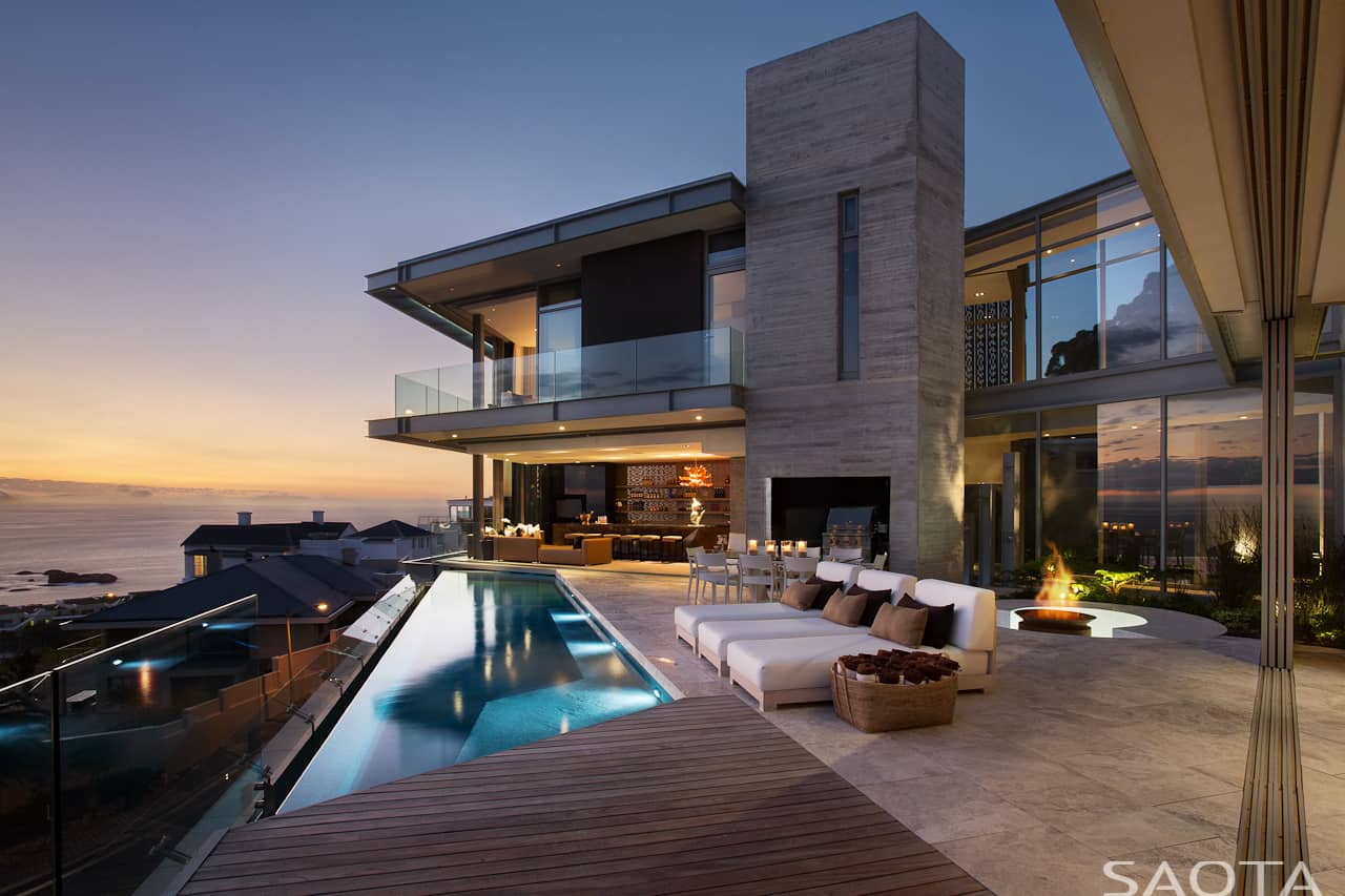 Definitely One of the Best Works by SAOTA Architecture: the ...