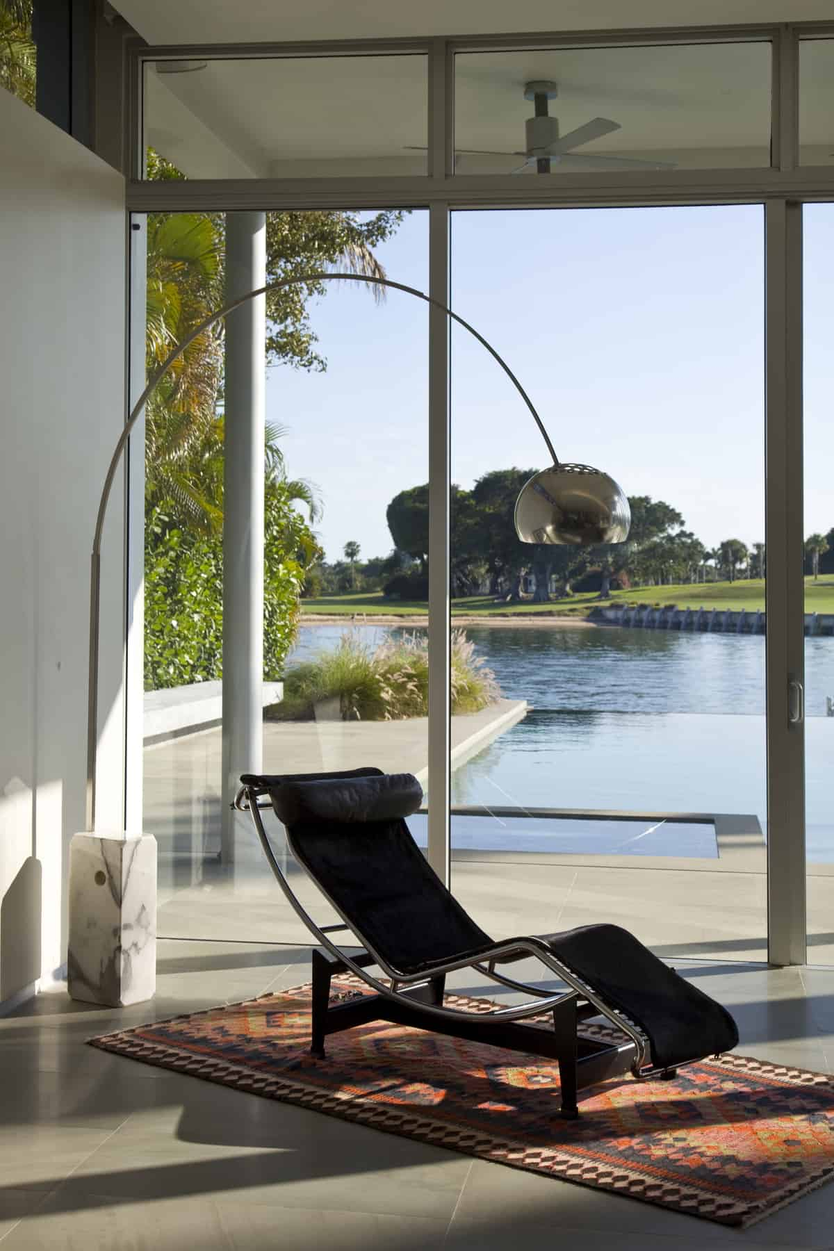 View in gallery coastal home sophisticated architectural details 13jpg Sophisticated Coastal Home