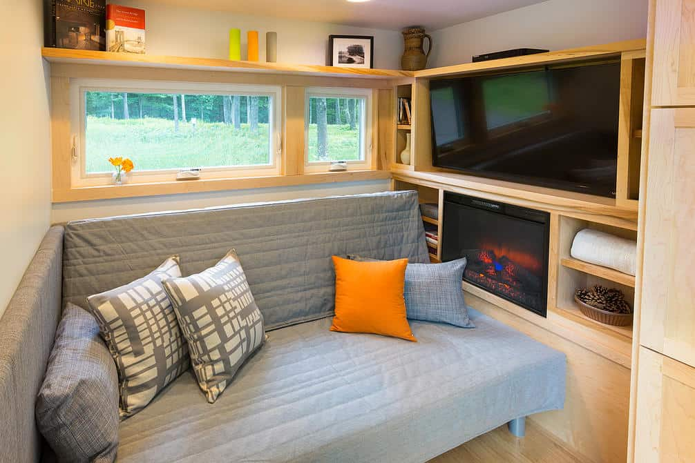 This Tiny Home On A Trailer Is Styled After Famous