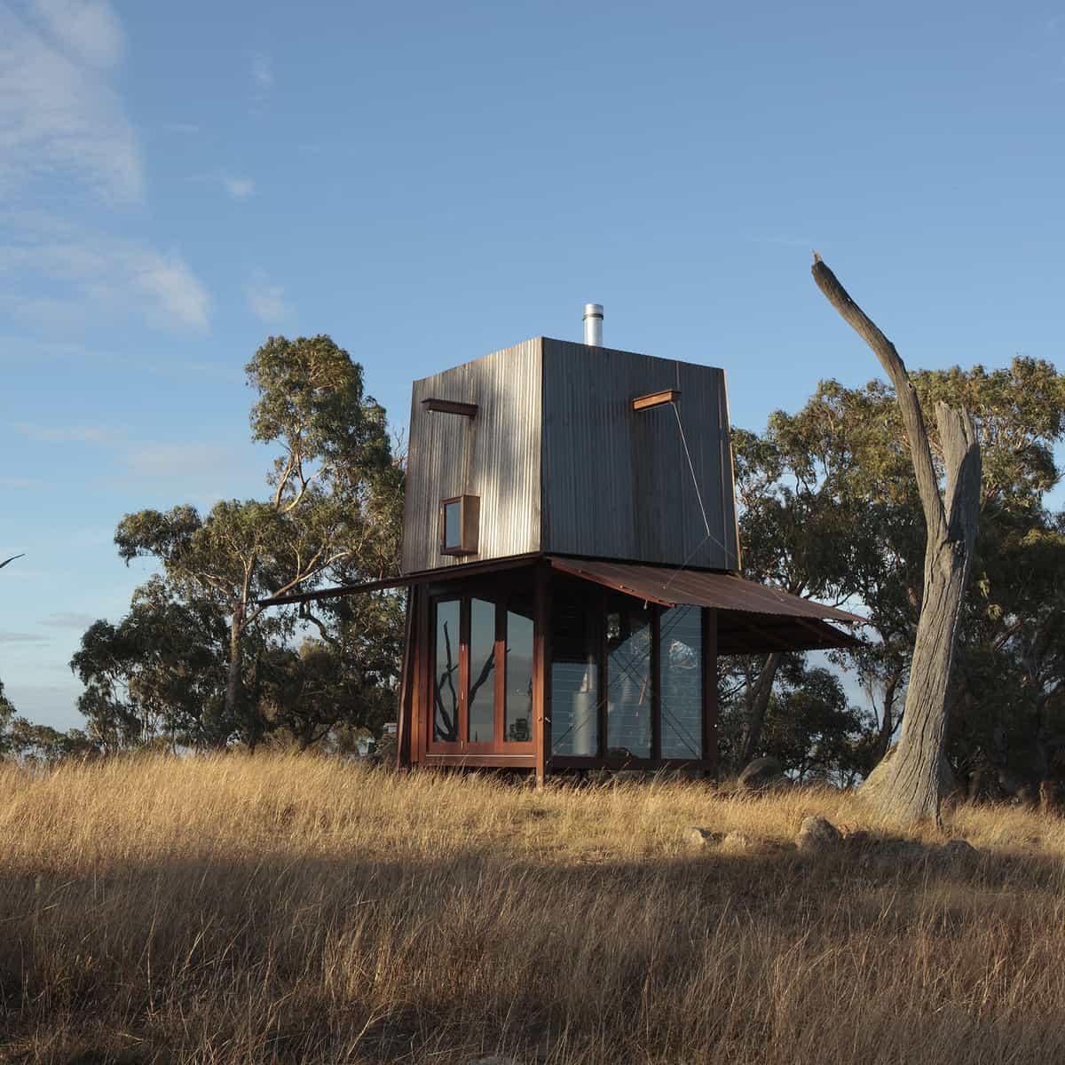3d Design Using Home Designer Chief Architect Multi Level: 7 Clever Ideas For A Secure Remote Cabin