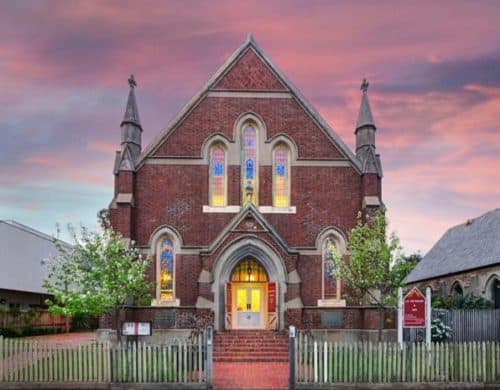 Converting Churches into Homes: 12 Renovations for the Soul