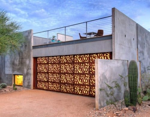 For Sale in Arizona: Modern Desert Home by Renowned Architect Steven Holl