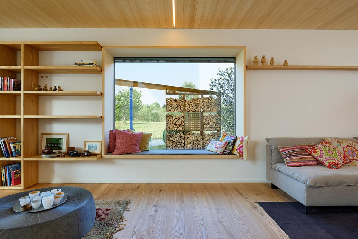 Smart Haus smart house by baufritz certified self sufficient home in germany