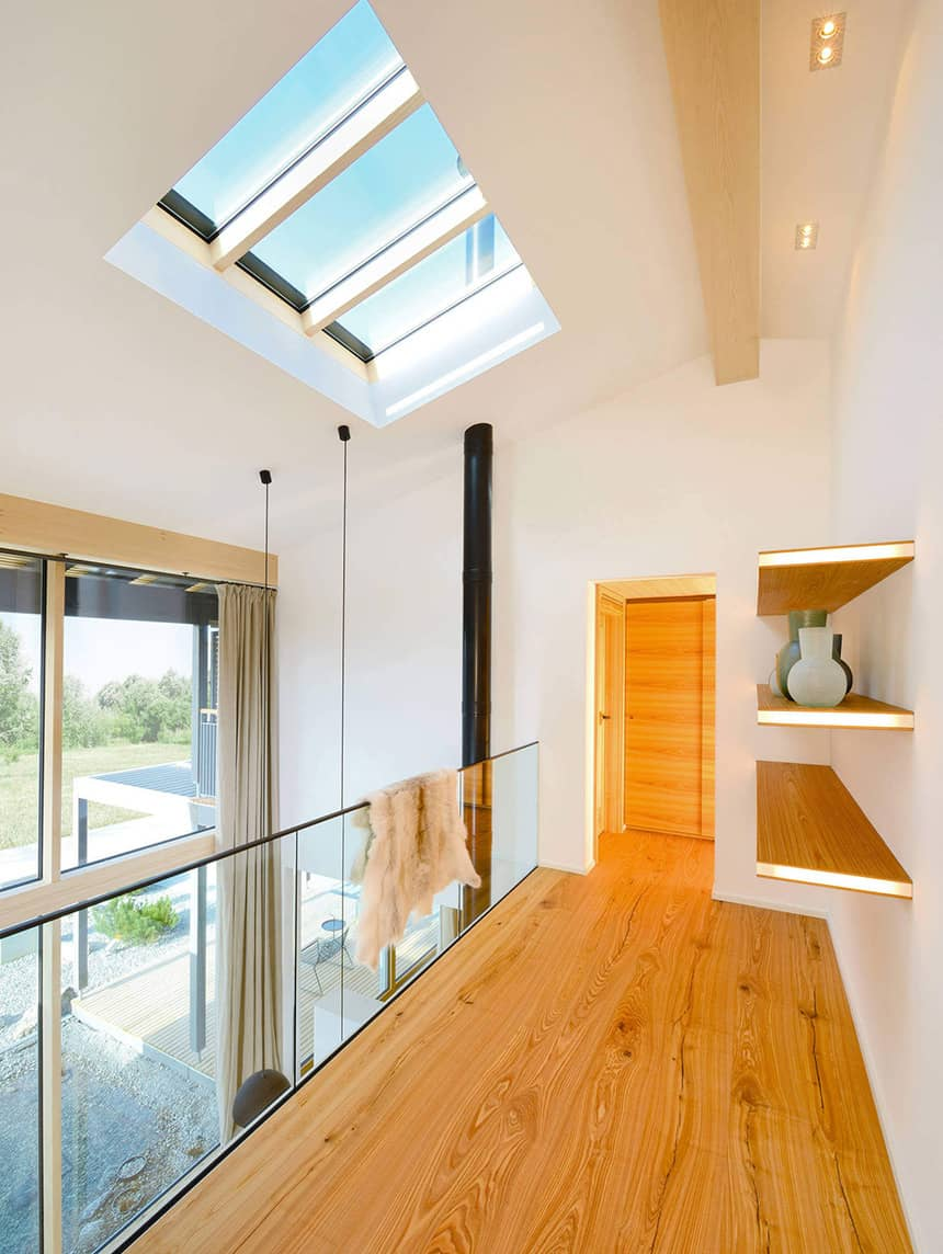 Smart House By Baufritz First Certified Self Sufficient Home In Germany