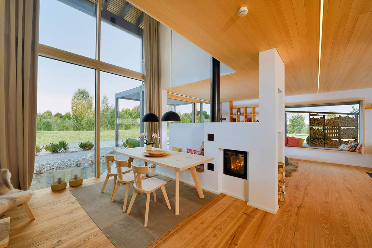 Smart House by Baufritz: First Certified Self Sufficient Home in Germany