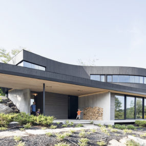 Low Impact House Design Offers Healthy Living