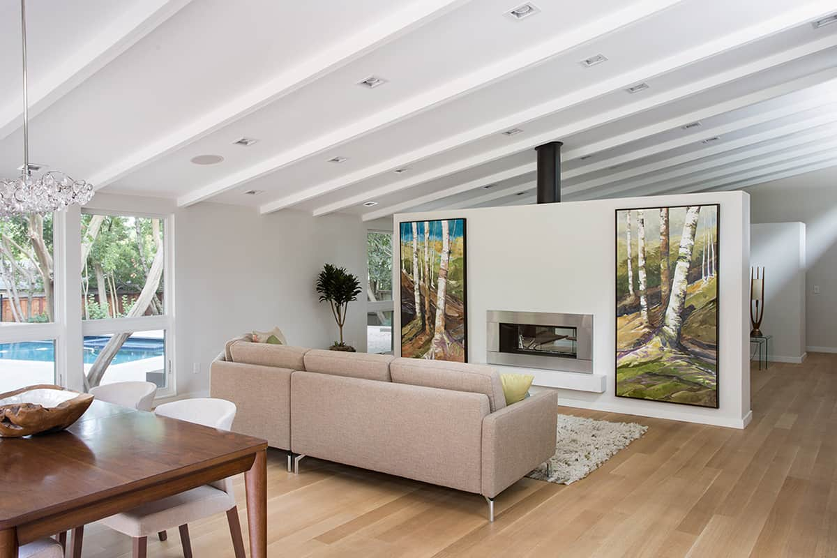 Mid Century House Remodel Project By Klopf Architecture In Bay Area Ca