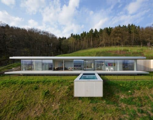 Energy Neutral House with Minimalist Design