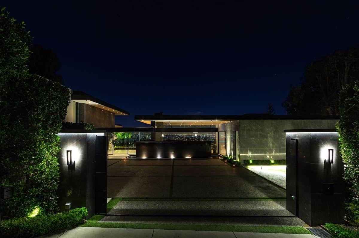 This Modern Masterpiece with Best Views in Bel-Air and