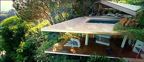Most Intriguing House In La Lautner Sheats Goldstein