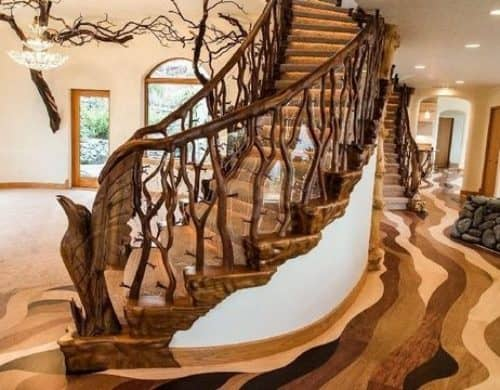 Organic Fairy Tale House for Sale – Wizards Only Need Apply