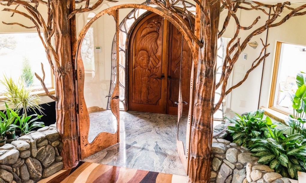 Organic Fairy Tale House For Sale Wizards Only Need Apply