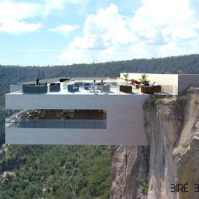 Would You Walk on Glass Over Copper Canyon, Mexico?