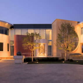 Exotic Luxury House in Toronto, Canada – a contemporary palace?