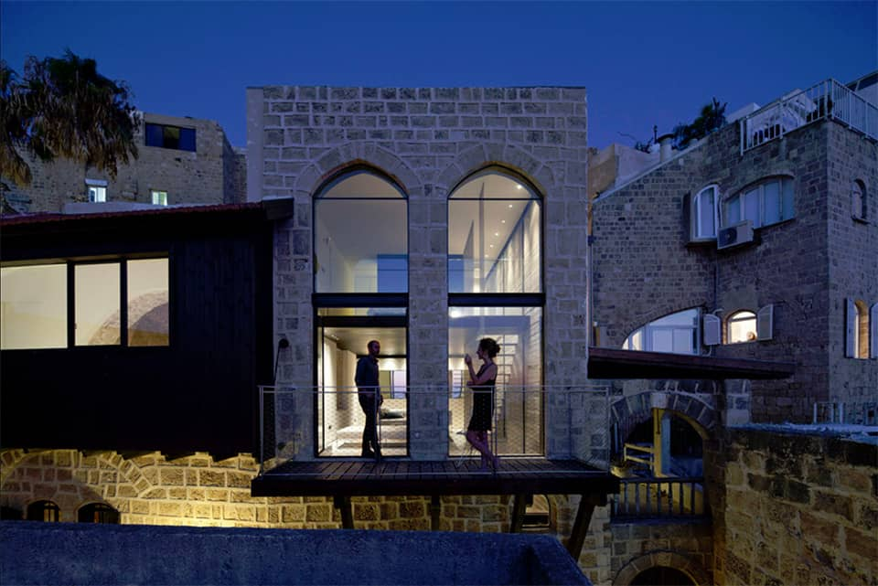 Exceptional View In Gallery 300 Year Old House Combines Authentic And Modern