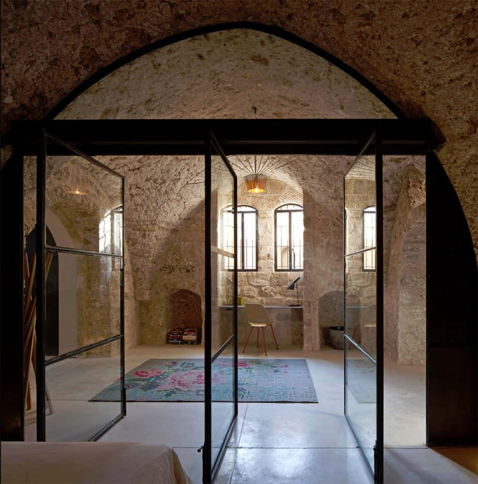 View in gallery 300 year old house combines authentic and modern