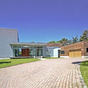 Luxury Contemporary Home in Toronto, Canada, for sale