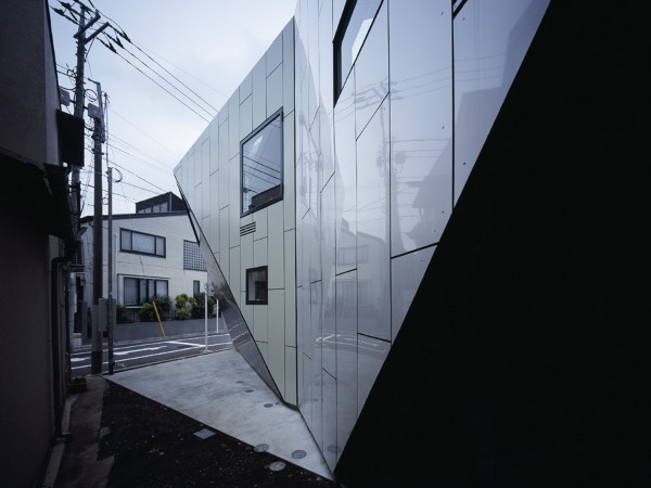 a house 3 Modern Japanese Architecture Remains the Worlds Most Unusual ...