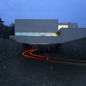 Contemporary Cave House by Award-Winning Polish Architect Robert Konieczny