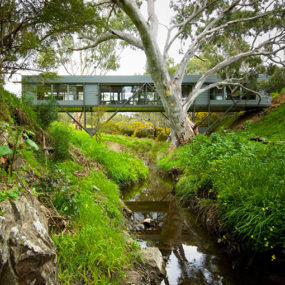 "Australian Architect ""Bridges"" the Gap between Innovation and Architecture – Bridge House"