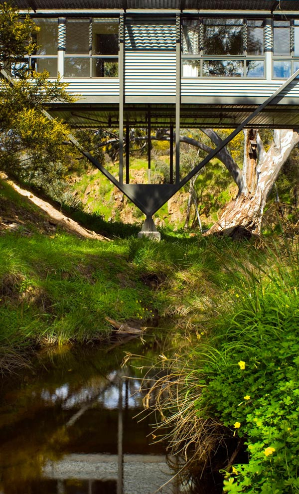 Australian Architect Quot Bridges Quot The Gap Between Innovation