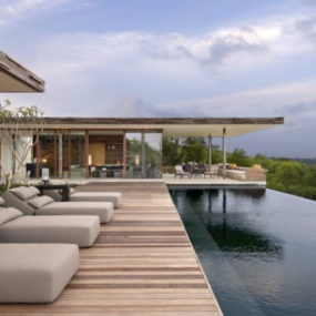 Luxury Resort-Style Villas in Bali – Alila Villas Uluwatu by WOHA