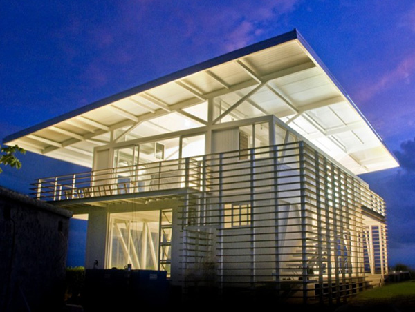amazing beach houses eco friendly architecture 4