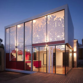 Australian Super-Graphic House – Tattoo House by Andrew Maynard Architects