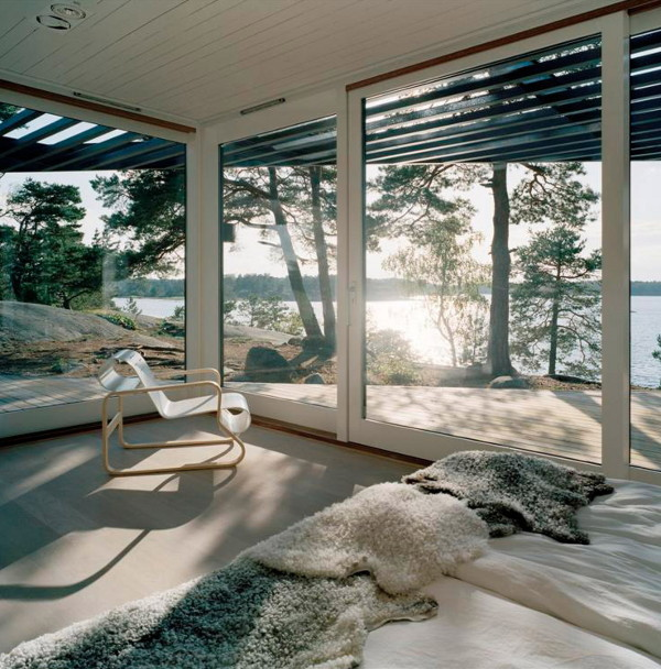 archipelago house 5 jpg Modern Swedish Homes  Scandinavian Summer Cottage Design