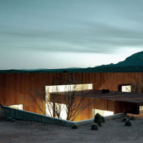 Desert House Design hides luxury in Arizona