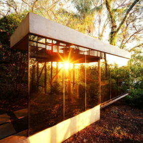 "Modern ""Nature House"" in Brisbane, Australia by m3archtecture"