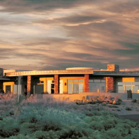 Arizona Modern Design – Award Winning Arrowhead House in Scottsdale