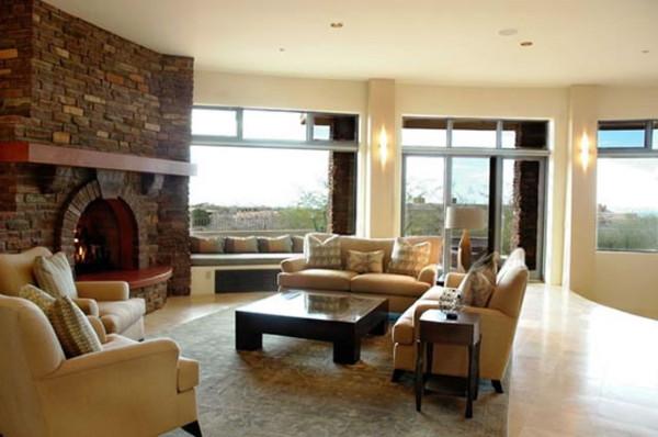 arrowhwead house 2 Arizona Modern Design   Award Winning Arrowhead House in Scottsdale