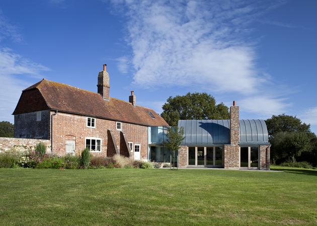 17th century farmhouse extension 1 thumb 630x450 9961 Extension for 17th Century Farmhouse