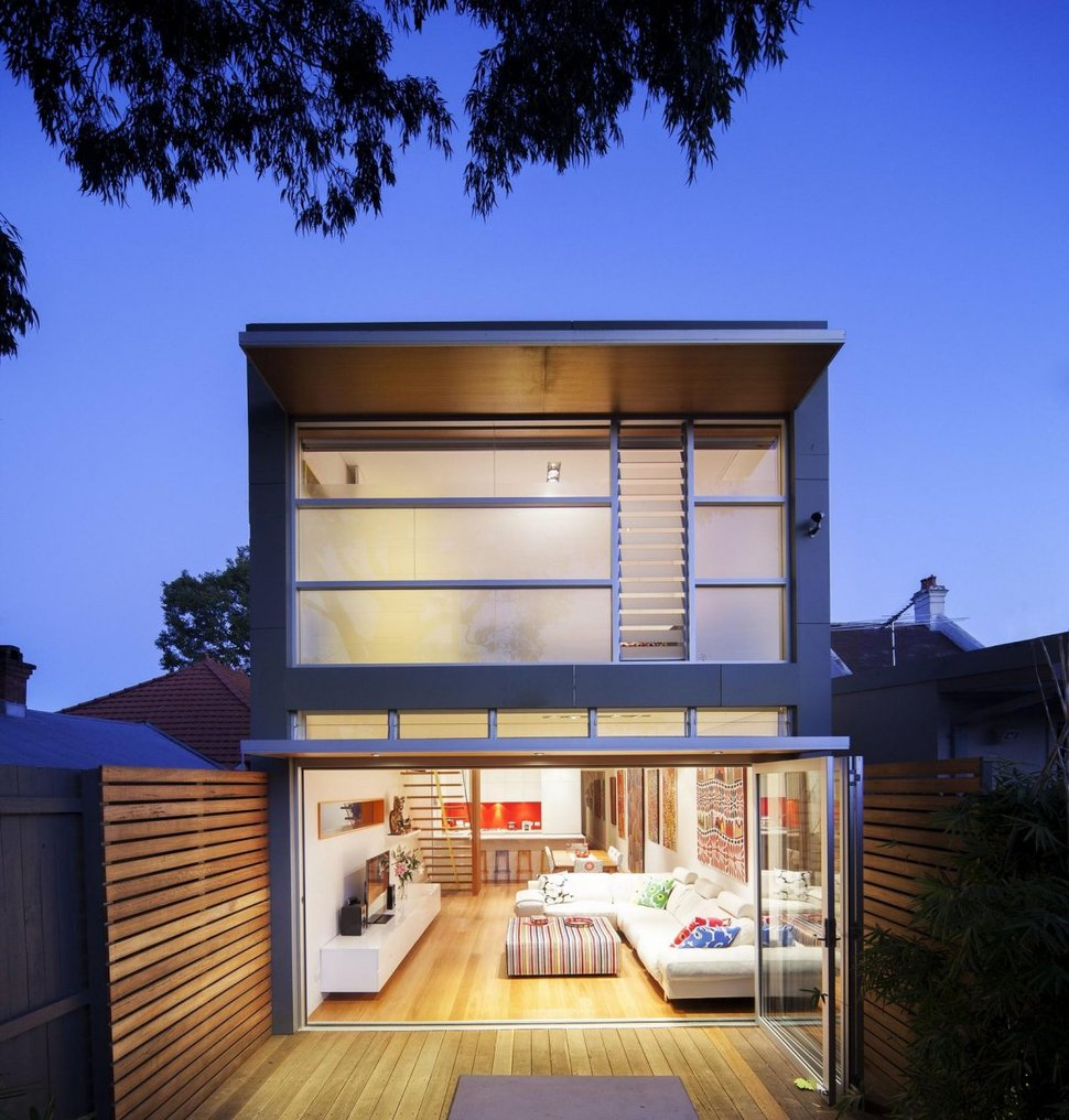 Houses To 100 Sqm Modern
