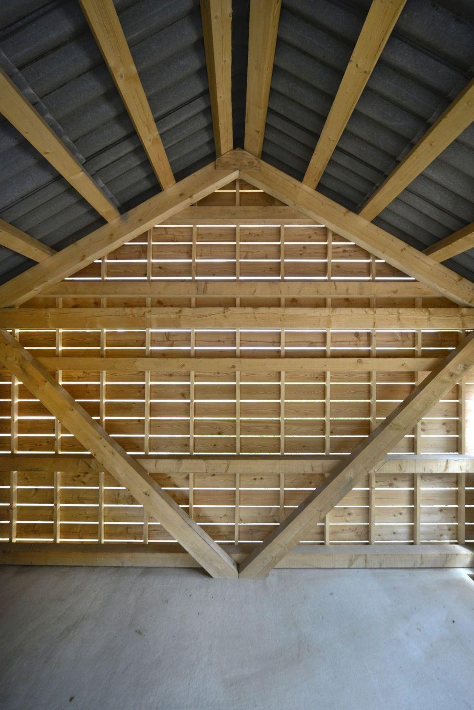 Open Concept Timber Frame Farmhouse
