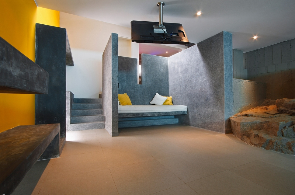 View In Gallery Casa Cc Playa Misterio Peru Doubles Up Design