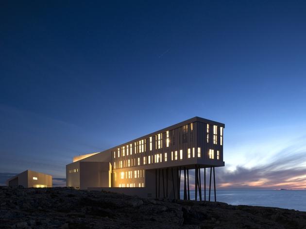 fogo island inn offers design inspiration modern lifestyles %201 thumb 630x472 20010 Fogo Island Inn Offers Design Inspiration for Modern Lifestyles