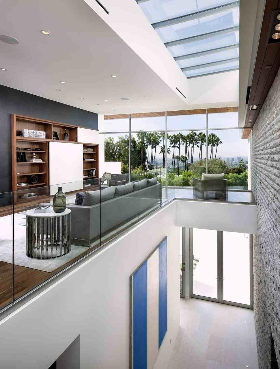 View In Gallery Massive Ultramodern Hillside Los Angeles Jet Set Estate
