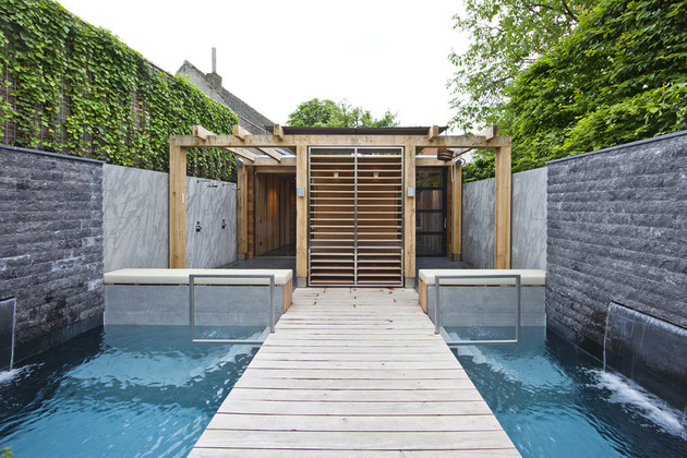 netherlands wellness centre luxurious indoor outdoor spa choices 1 pool walkway thumb 630x420 19651 Netherlands Wellness Centre With Luxurious Indoor Outdoor Spa Choices