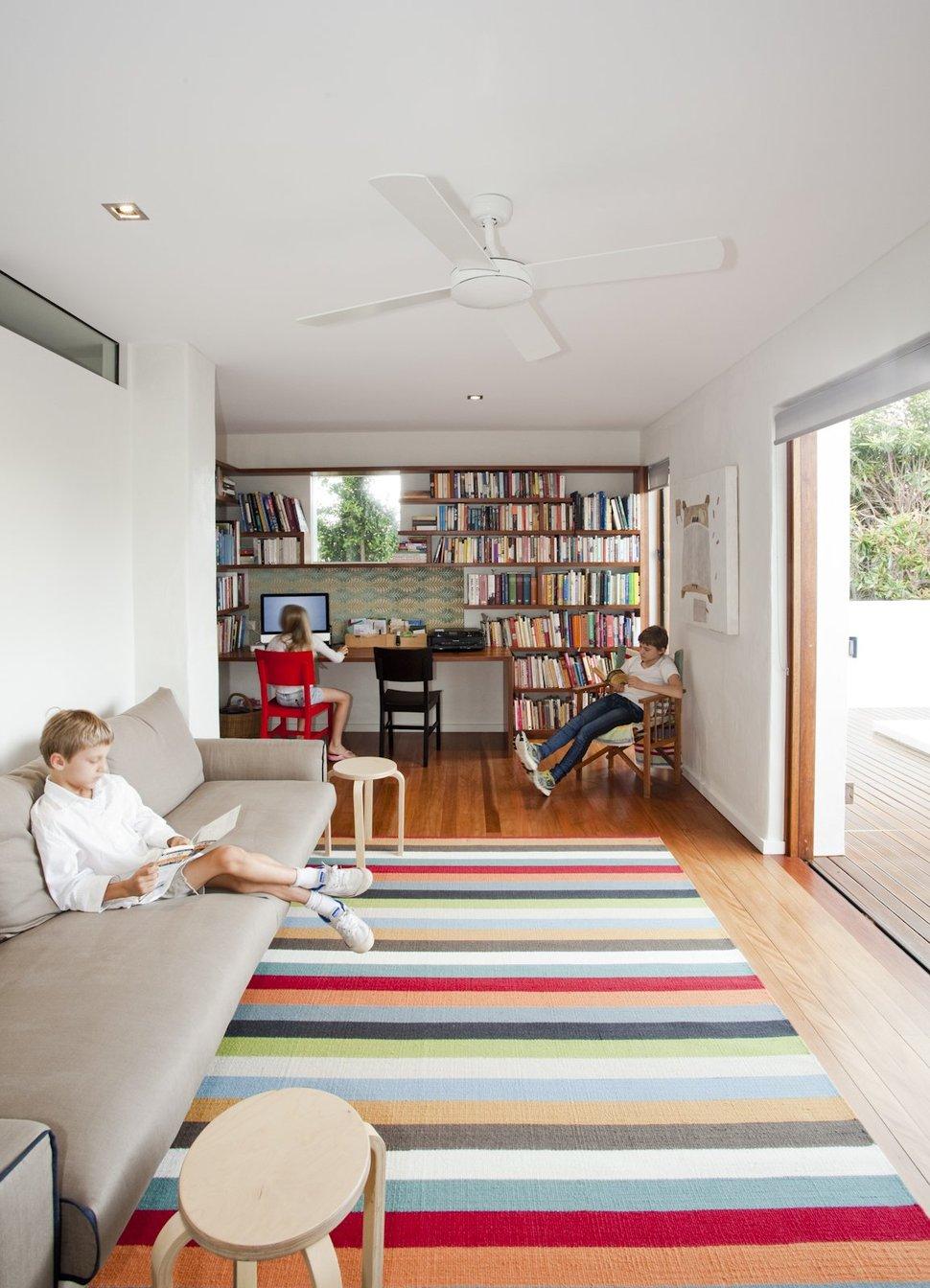 . Stunningly Reinvented Australian Home Features Towering Indoor